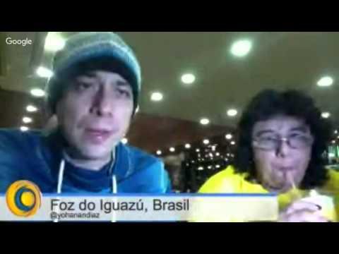 #EnVivo I VII Forum Mundial de Ufología en Foz de Iguazú, Brasil