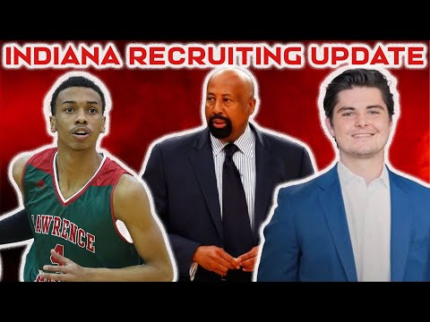 Alec Lasley Gives an Update on Indiana Basketball Recruiting