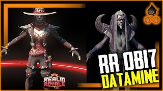 Realm Royale OB17 Datamine Skins and event modes?