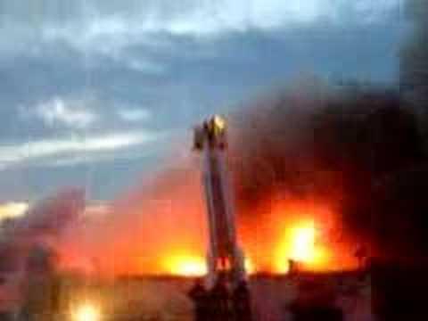 Oceanside Foodtown Fire