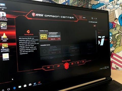 MSI's Dragon Center Explained