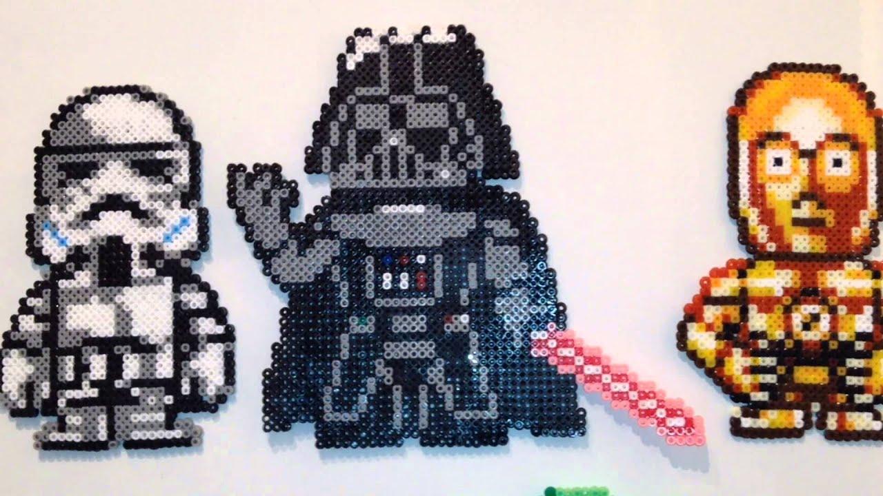 Star Wars Hama Beads Patterns
