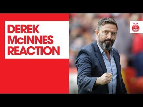 Derek McInnes   Aberdeen 1-1 Rangers
