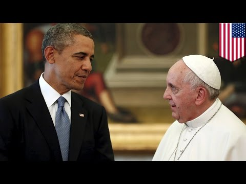 Pope Francis visits USA: massive security operations launched for Pope's visit - TomoNews