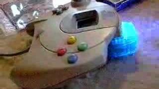 Dreamcast flashing vibrationpack