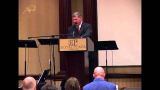 David King - The Centrality of Preaching
