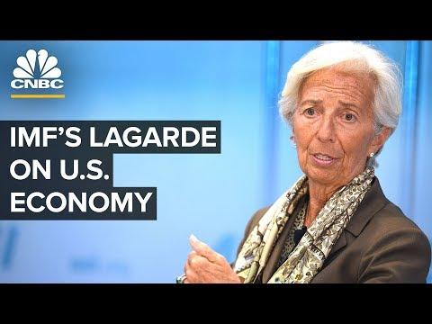 Christine Lagarde shares