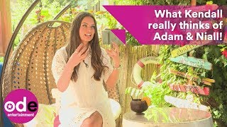 Love Island: What Kendall really thinks of Adam & Niall