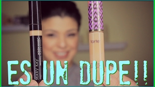 ES UN DUPE !!! Mary Kay Perfecting Concealer & Tarte Shape Tape Concealer