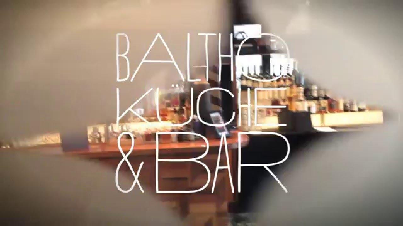 Baltho Spritz at Baltho Küche & Bar - YouTube