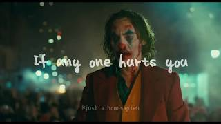Joker WhatsApp status attitude
