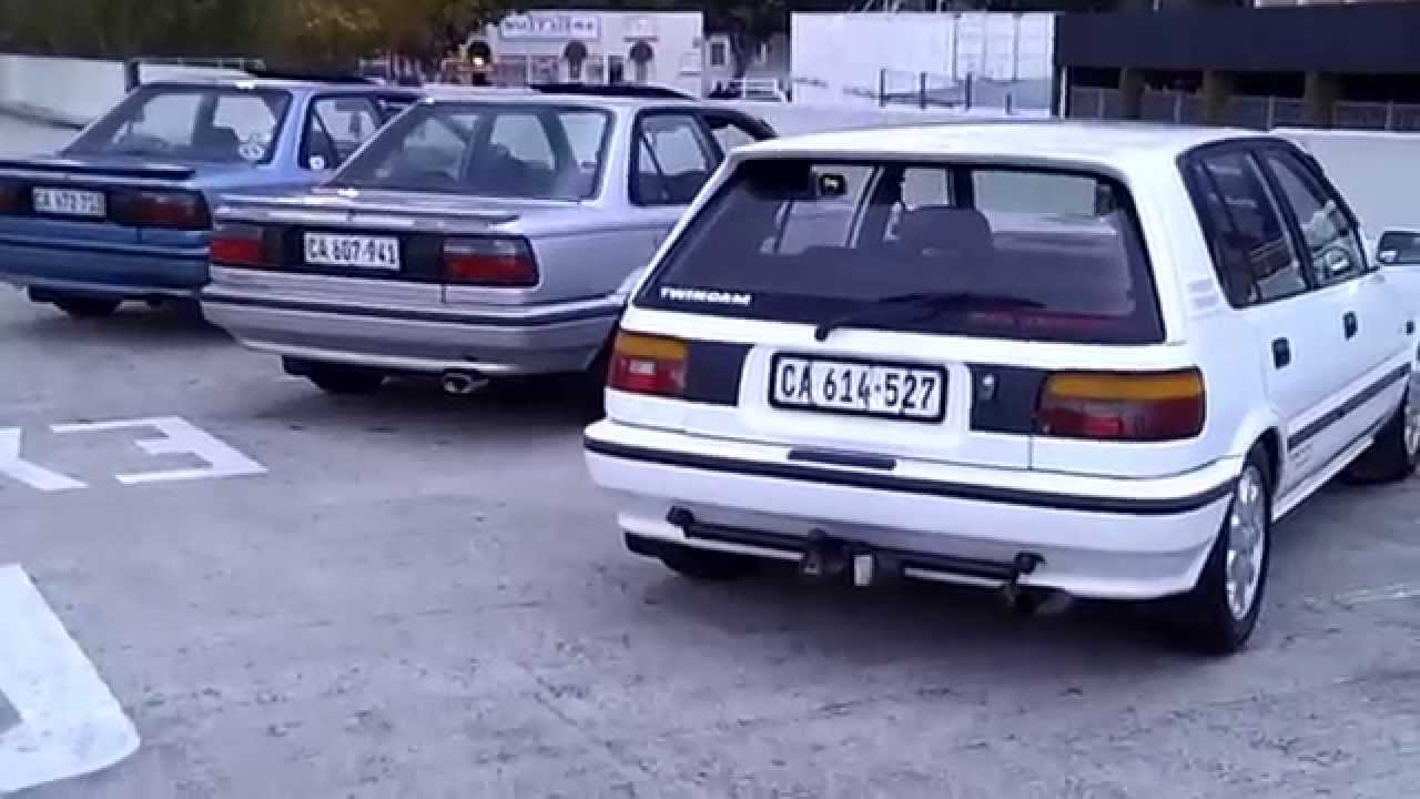 rolling republic  twincam owners club 1st meeting