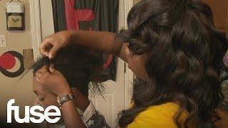 Deleted Scene: Freedia Gets Her Hair Done