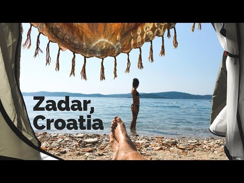Zadar, Croatia | Backpacking Europe's Underrated Places