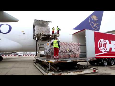 A day at H.Essers Air Cargo Logistics