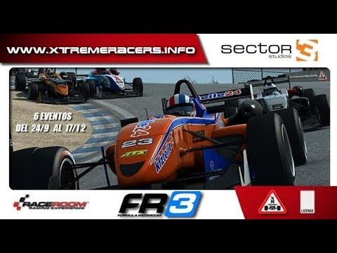 XtremeRacers FR3 - 03 Shanghai International Circuit - R3E