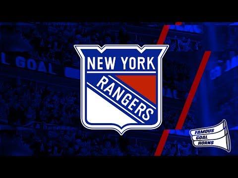 New York Rangers 2018 Goal Horn