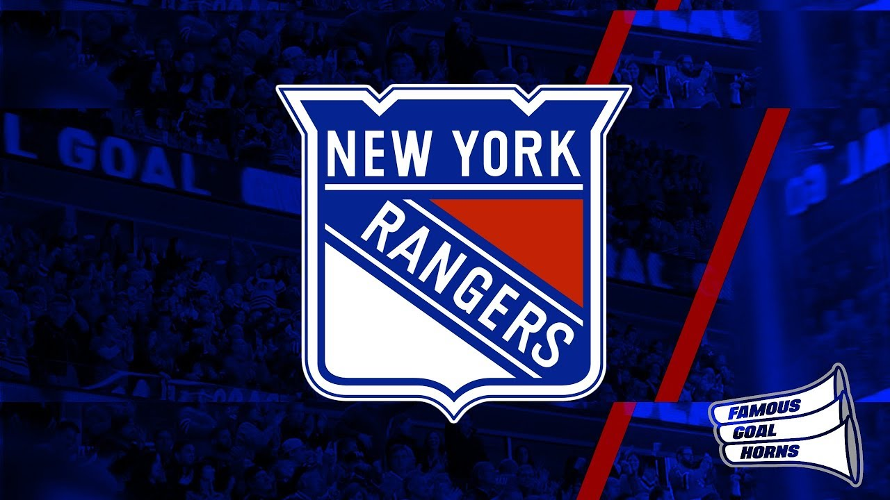 New York Rangers 2018 Goal Horn Youtube