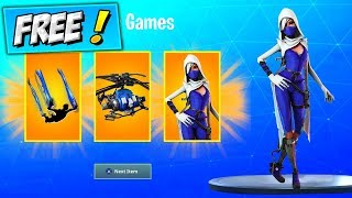 How To Get FREE PS4 PACK 6! Fortnite CELEBRATION PACK 6 PLAYSTATION FREE SKINS | NEW PS PLUS BUNDLE