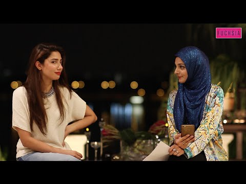 Mahira Aur Aap FUCHSIA Kay Saath ( Mahira Khan live Interview  in Singapore )