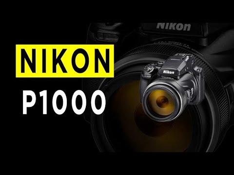 Nikon Coolpix P1000 Digital Camera Highlights & Overview -2020