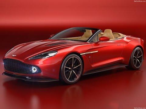 New Aston Martin Vanquish Zagato Volante Concept 2017 - 2018 Review, Photos, Exterior and Interior