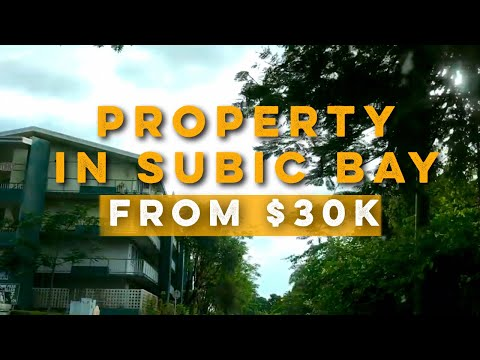 Property in Subic Bay from $30k