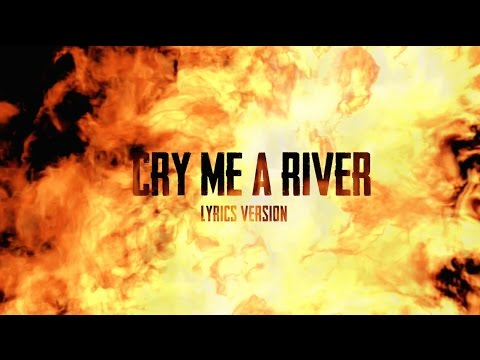 Cry Me A River (Lyric Version)