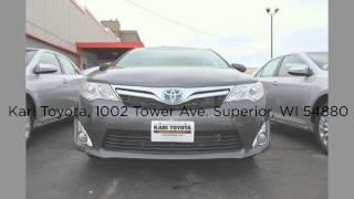 Toyota Car Service Superior, WI
