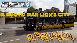 BUS SIMULATOR - ITA - 03 - IL NUOVO MAN LION'S CITY
