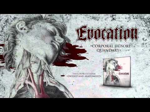 "EVOCATION -- ""Corporal Jigsore Quandary"" (CARCASS COVER)"