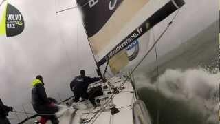 Normandy Sailing Week : Interview de Nicolas Troussel - Bretagne - Crédit Mutuel Elite