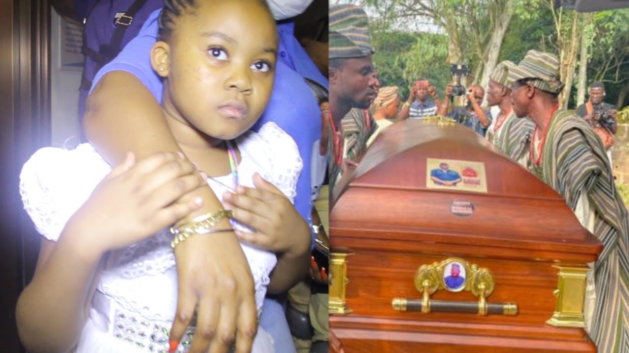 Download DUDU HERITAGE LAST DAUGHTER PAY LAST RESPECT TO HER FATHER AT HER FATHER SONG OF SERVICE PROGRAM