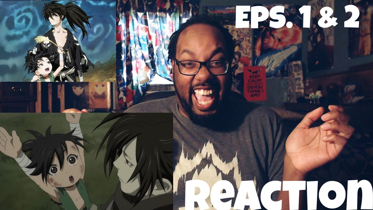 GIVE ME FIRE! DORORO EPISODES 1 & 2 REACTION