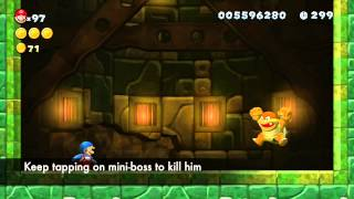 Things to do in... New Super Mario Bros.U: Block Attack