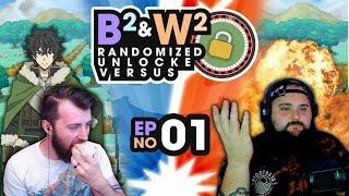 العام المتفجرة تبدأ!!! | بوكيمون بلاك 2/أبيض 2 الروليت Unlocke مقابل EP1