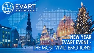 New Year Evart Event! Новогодний корпоратив Эварт в Риге!(New Year's corporate in Riga - New Year Evart Event! It was unforgettable, it was fun, it was very informative and interesting! Within a few days in Riga, Evart ..., 2017-01-18T12:18:05.000Z)