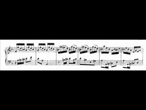 J.S. Bach - BWV 971 (1) - Italian Concerto - (untitled)