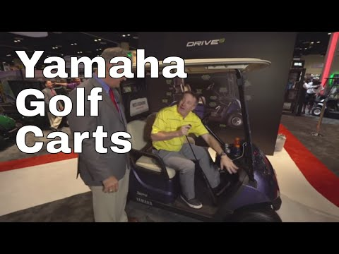 Learn More About Yamaha Golf Carts