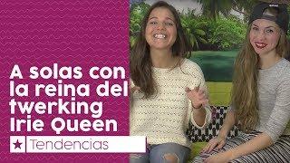A solas con la reina del twerking Irie Queen | enfemenino Tendencias
