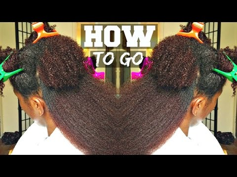 How To: Go Natural | 📝DETAILED Beginners Guide | Grow Your Hair LONG & HEALTHY
