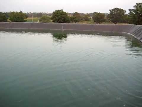 KORE AGRO FARM {WATER STORAGE TANK} - YouTube