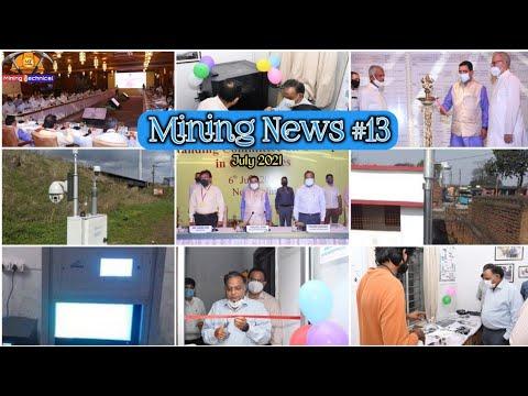 MINING NEWS#13 - खबर कोल इंडिया से - CCL,NCL,MCL, 46TH STAND