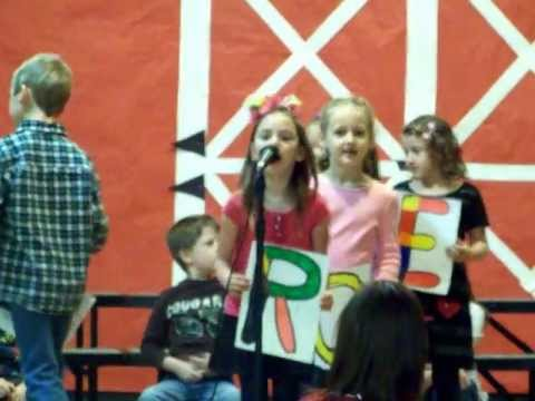 White Oak Primary:  Champs assembly:  Forgiveness