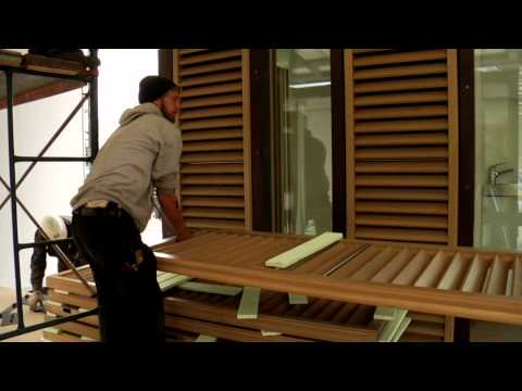 Final Cut - German Solar Container House (Casa Alemana) from Uruguay to the USA