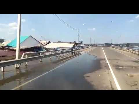 Наводнение и его последствия. Тихий ужас!