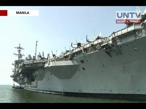 U.S routine patrol sa West Philippine Sea, hindi hihinto