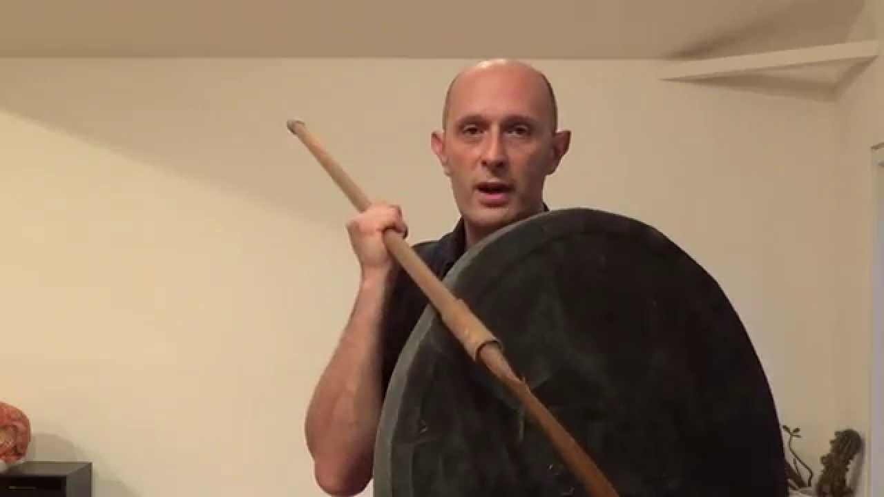 Spear and shield - overarm vs underarm