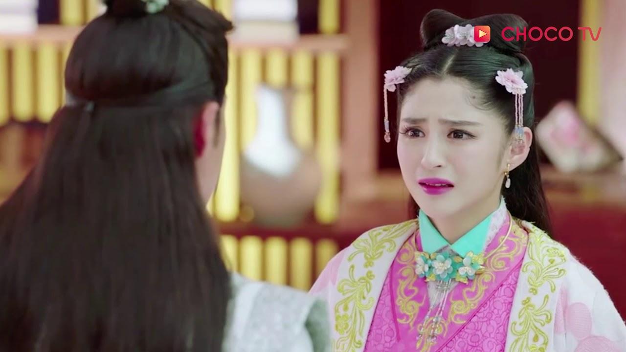 【花謝花飛花滿天】精彩片段:花滿天一直誤會公主 | CHOCO TV 追劇瘋 - YouTube