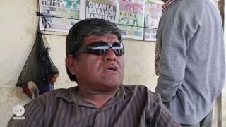 La lucha de Jorge Acuña
